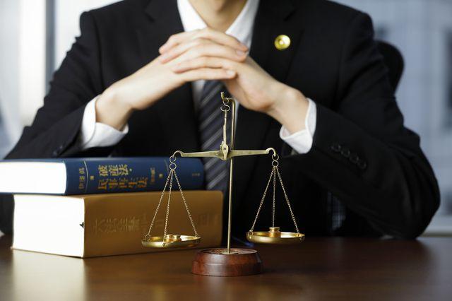 弁護士の画像