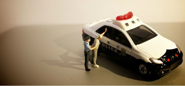 誹謗中傷の逮捕例