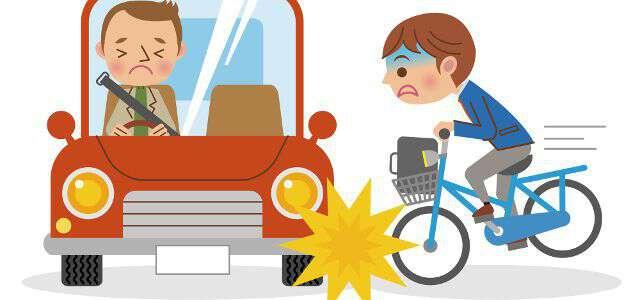 自転車事故の過失割合基準|十分な補償を受けるための全知識