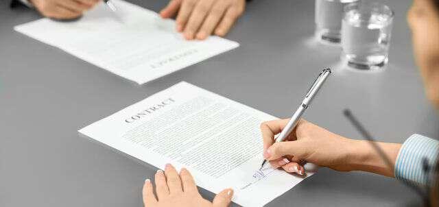 顧問弁護士に契約書関連の業務を依頼するメリットと必要性