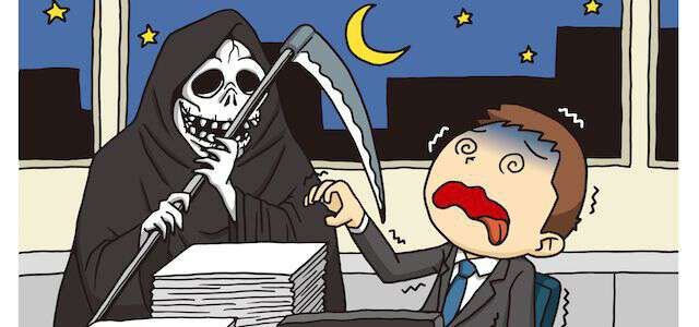過労死ラインは80時間|長時間労働をしている方の相談先と対処法