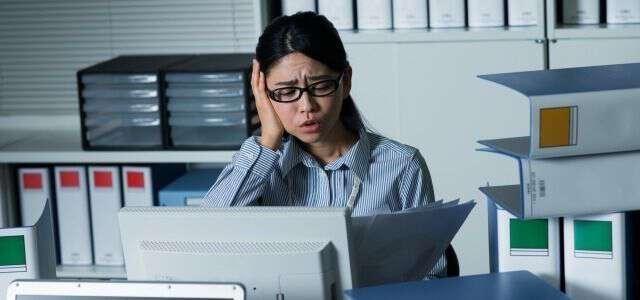 残業時間の平均|残業代が少ないときにできること
