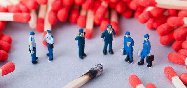 放火罪の種類についてわかりやすく解説|現住建造物等放火罪などの罰則