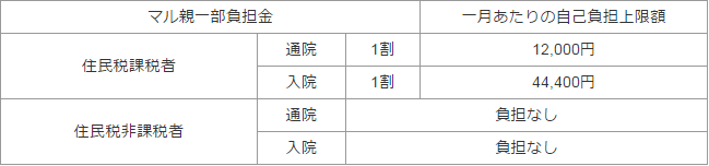 東京都福祉保健局|ひとり親医療助成制度(マル親)