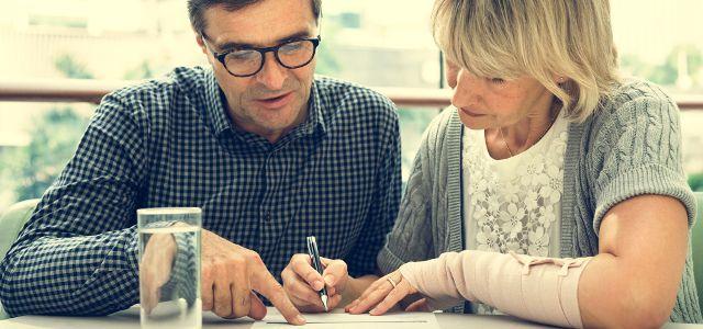 熟年離婚の財産分与で重視されるもの