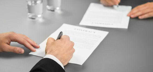 業務委託契約書は個人で一から作成するより雛型の使用がおすすめ
